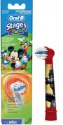 JEU 3 BROSSES ORAL-B  EB10-3  KIDS DISNEY BRAUN